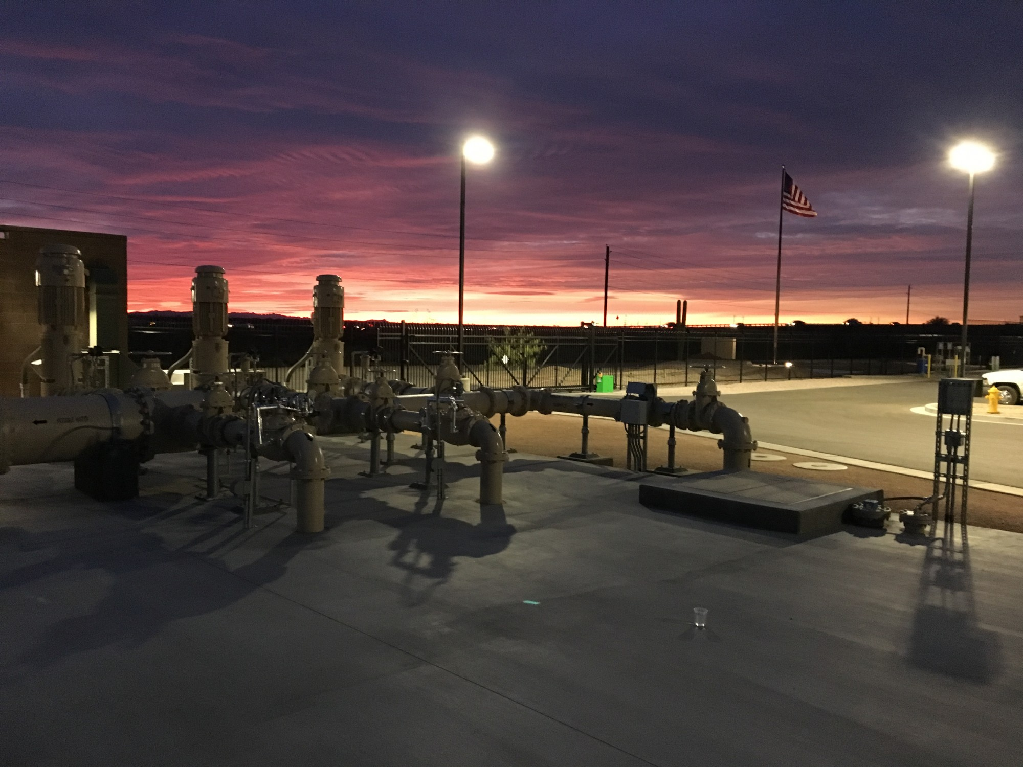 Apache Junction Water Plant Receives Awards